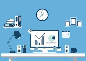 Web Design Company - Web Designer Workspace