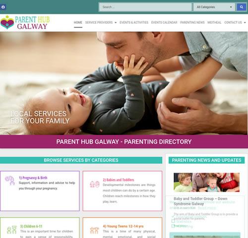 Parent Hub Galway