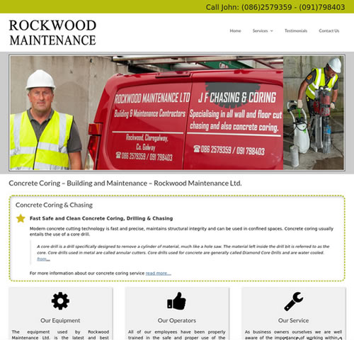 Rockwood Maintenance