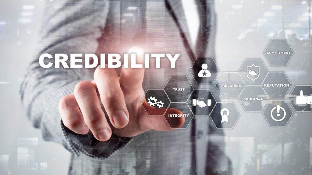 Reputation Management - Credability
