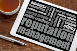 Reputation Management - Good Advice for Small Businesses Online