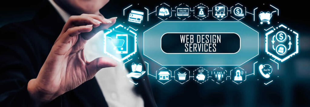 Web Design Services at Accent Webs Galway
