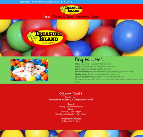 Treasure Island Kids Zone