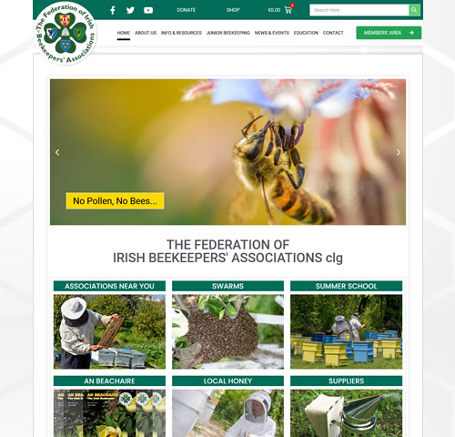 The Federation of Irish Beekeepers Associations Clg