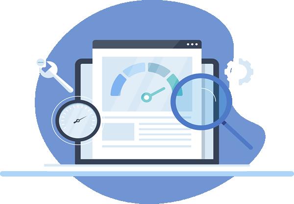 web page loading speed